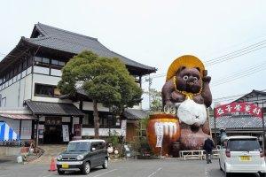 ทะนุกิยักษ์ สัญลักษณ์ที่โดดเด่นของมะชิโกะ