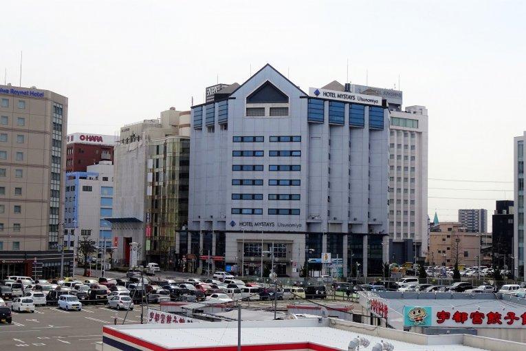 โรงแรมมายสเตย์ อุตซึตโนะมิยะ