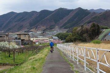 ทางจักรยานกับภูเขาสูง
