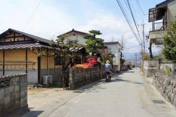 ถนนหนทางอันเงียบสงบของเอ็นซาน