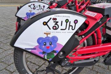 จักรยานไฟฟ้าแห่งเมืองผลไม้