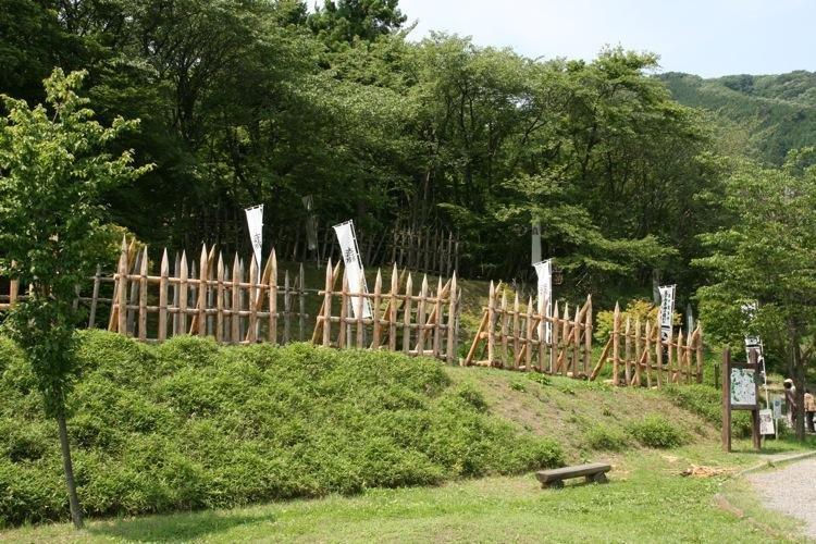 Укрепленный военный лагерь Исиды Мицунари в Сэкигахаре