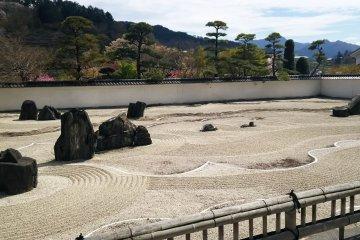 Nơi ít biết đến trên đường Samurai