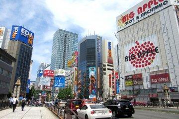 Прогулки по Токио: Акихабара
