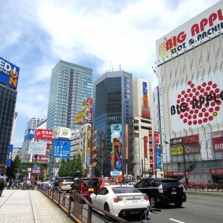 Tokyo Walks: Akihabara