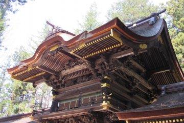 Главное здание храма Акимия