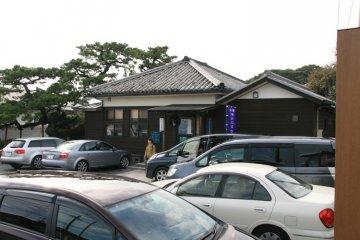 Osatsu Ama San, Woman Diver Museum