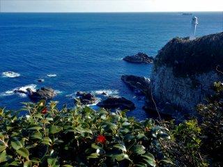 Cape Ashizuri & its lighthouse