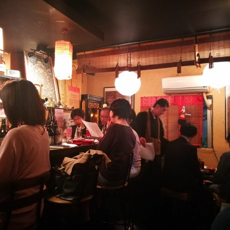The Buddhist Temple Bar