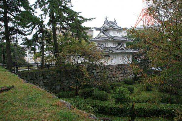 Historic Tsu Castle
