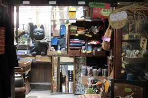 In Narai, you can find all sorts of goods!