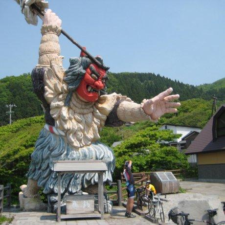 Oga City Namahage Ride
