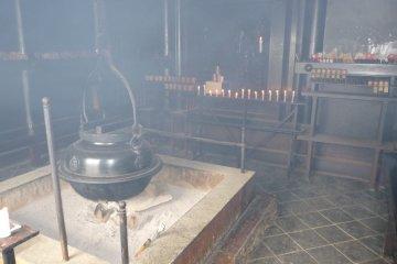 Mount Misen Shinkido Hall (Eternal Fire Hall)