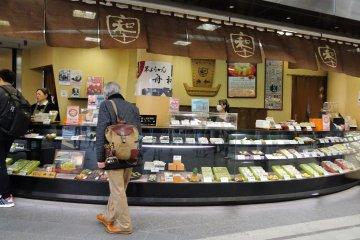 เติมความหวานที่ร้าน Funawa