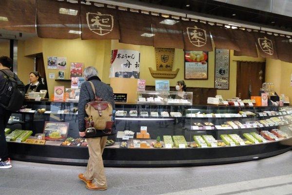 ร้านฟุนะวะ (Funawa) ร้านขายขนมหวานแบบญี่ปุ่นแท้