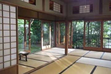 Matsunaga Memorial Hall in Odawara