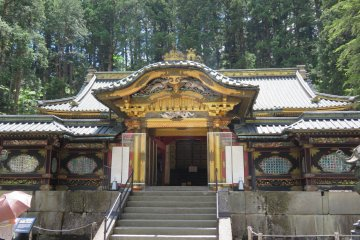 Taiyuin Temple