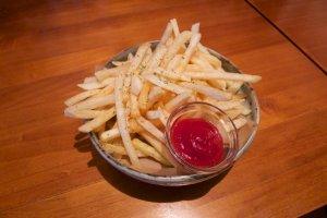 Matchstick fries