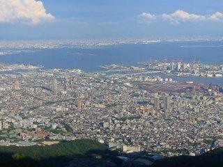Панорамный вид со смотровой площадки