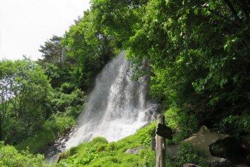 Yokoya kyo Gorge Falls