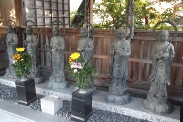 วัด Shojo-ji ในฟูจิเอะดะ