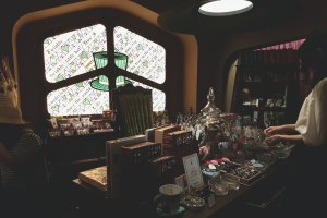 3rd Floor: Mad Hatter's Room