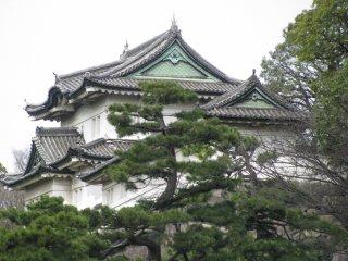 Резиденция Императора Японии