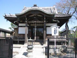 Храм в парке Уэно