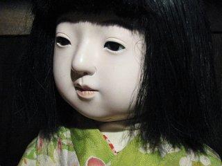 Антикварная кукла