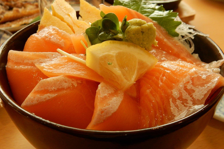 Halal Cuisine in Donburichaya Otaru - Otaru, Hokkaido - Japan Travel