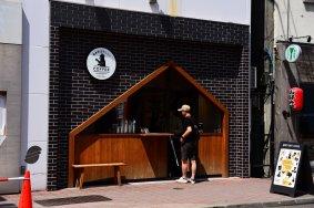 ร้าน Baristart Coffee ในซัปโปโร *