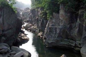 Hẻm núi Genbikei