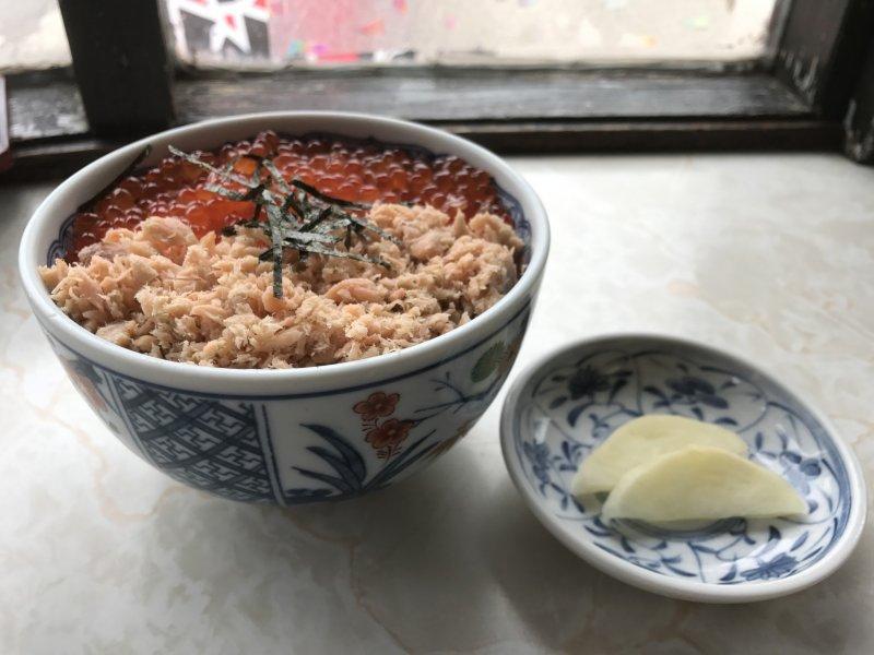 식당 스페셜티- 참치 이쿠라돈