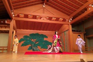 Kyo-no-Miyabi at the Cerulean Tower
