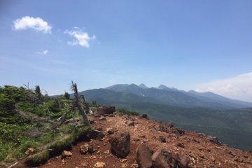 Mount Shimagare