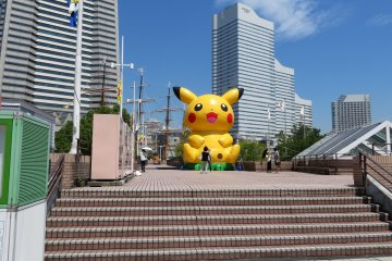 Yokohama Pokemon Summer