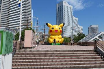 Mùa hè Yokohama Pokemon