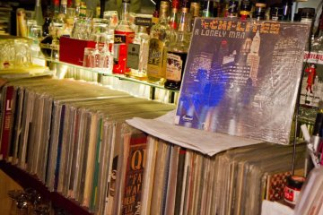 The vinyl collection: R&B, jazz, and soul