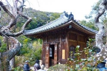 Templo Zuisen-ji, Kamakura