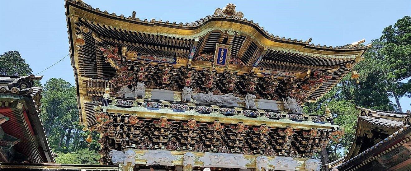 ประตูโยะเมมอน (Yomeimon) หนึ่งในสิ่งก่อสร้างที่งดงามที่สุดในญี่ปุ่น เพิ่งบูรณะไปเสร็จสมบูรณ์เมื่อต้นปี 2017 นี้