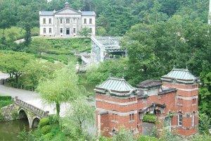 Meiji Mura, a Meiji period theme park in ancient Inuyama