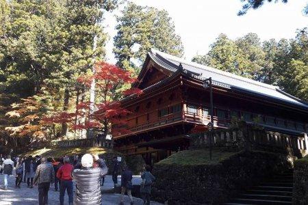 Le Kōyō à Nikko !