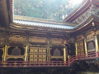 Les temples à Nikko