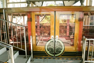 Nihondaira Ropeway:Princess Carriage