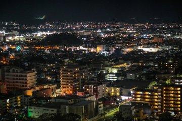 Shizuoka at Night