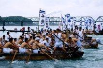 Kumano Taisha Boat Festival