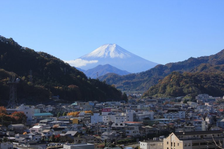 Tokyo Weekend Trip: Otsuki, Yamanashi
