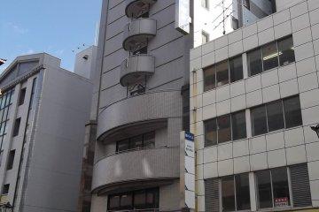 Высокое здание