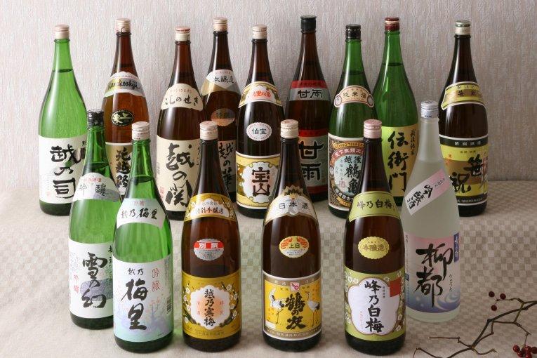 Un guide du saké à Niigata