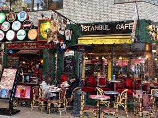 Nhà hàng Thổ Nhĩ Kì